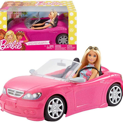 Barbie® Doll and Car