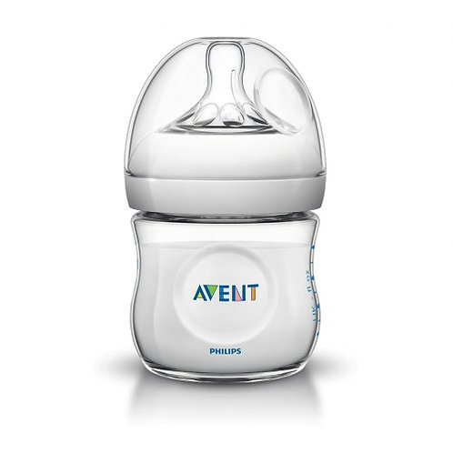AVENT ~ Natural PP 4oz/125ml bottle