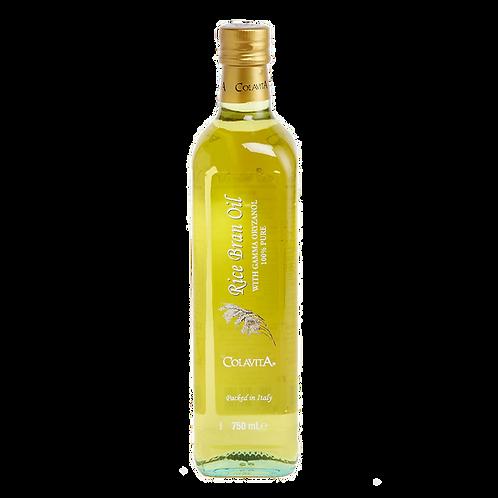 Colavita Rice Bran Oil (750ml)