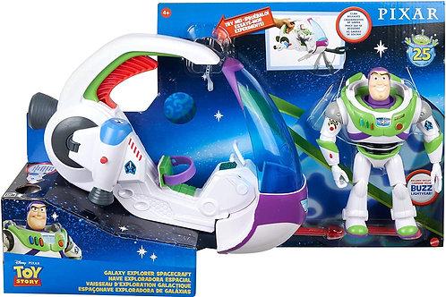 Disney Pixar Toy Story Galaxy Explorer Spacecraft