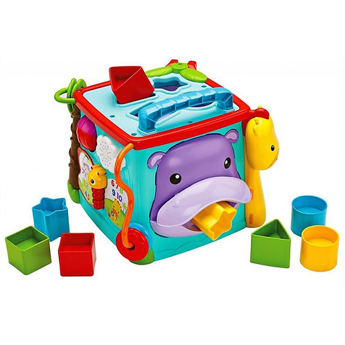 Fisher-Price® Play & Learn Activity Cube