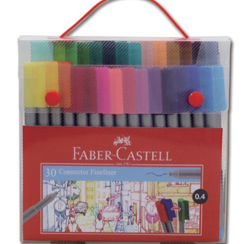 Faber Castell Connector Fineliner 30