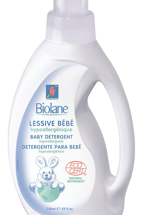 Biolane Ecological and Hypoallergenic Baby Detergent (750mL)
