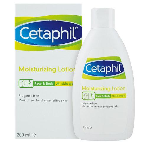 Cetaphil Moisturizing Lotion (200ml)