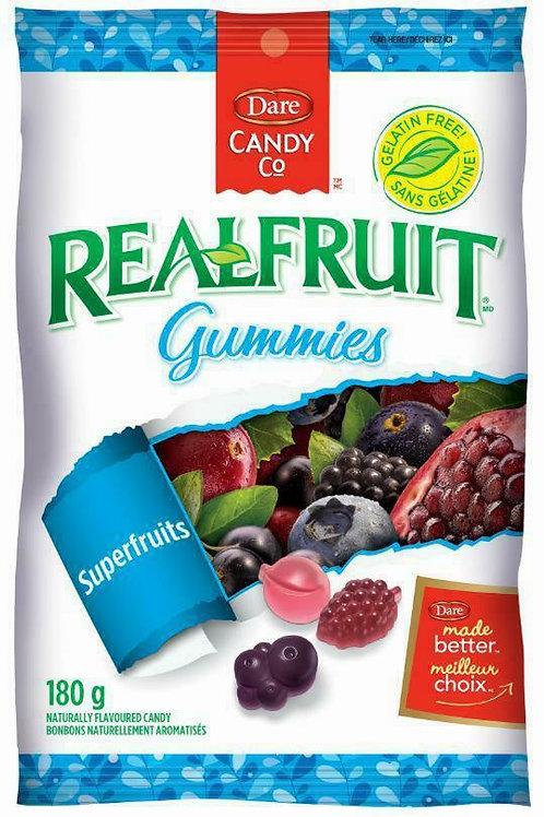 Dare Real Fruit Gummies Superfruits - 180g
