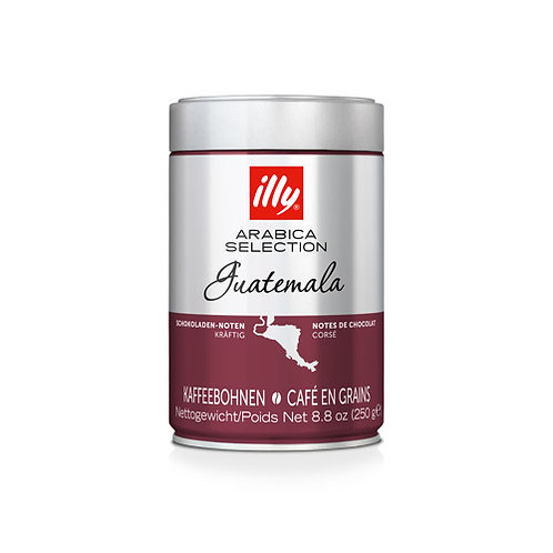 illy Whole Bean Arabica Selection Guatemala Coffee - 250gms