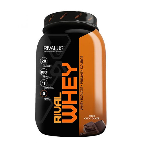 Rivalus RivalWhey - 2lbs