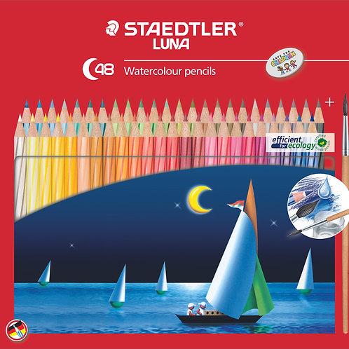 Staedtler Luna Colored Full length 48 colors