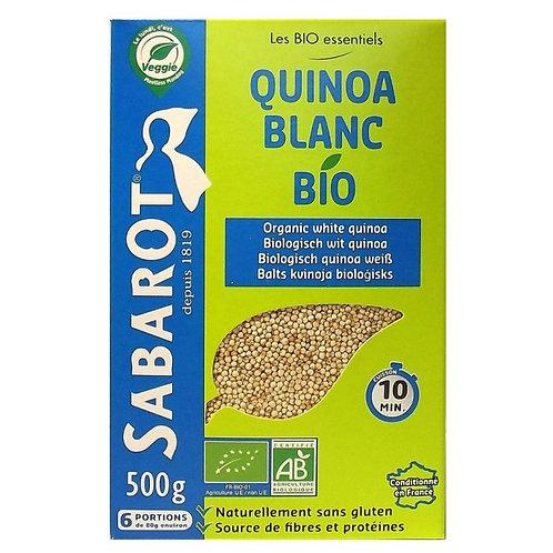 Sabarot quinoa blanc bio - 500g