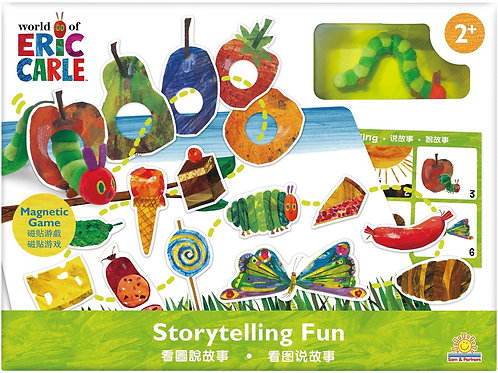 Eric Carle - Magnetic Kit - Storytelling Fun