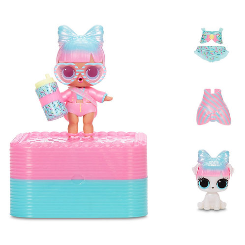 L.O.L. Surprise! Deluxe Present Surprise - Assorted (Pink)
