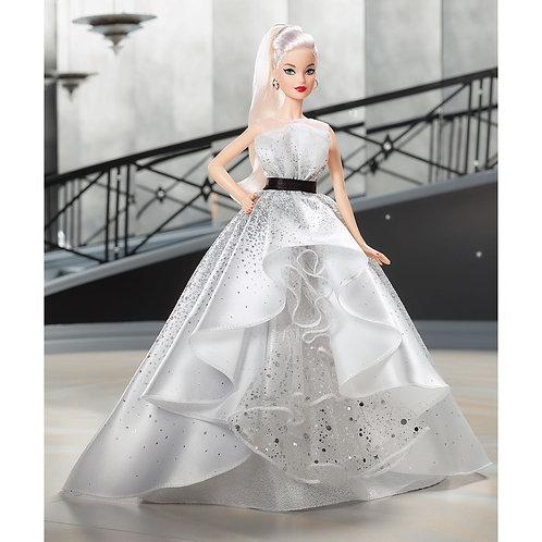 芭比娃娃60週年紀念娃娃