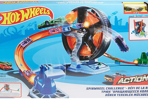 Hot Wheels® Spinwheel Challenge™ Play Set