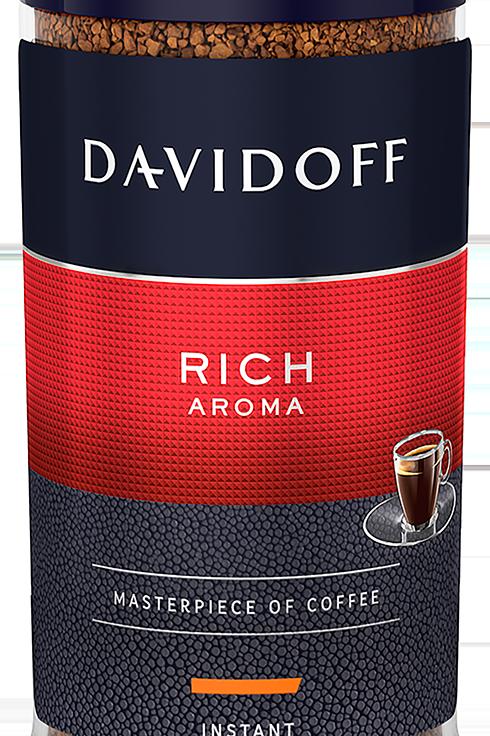 Davidoff Instant Coffee Rich Aroma- 100gms