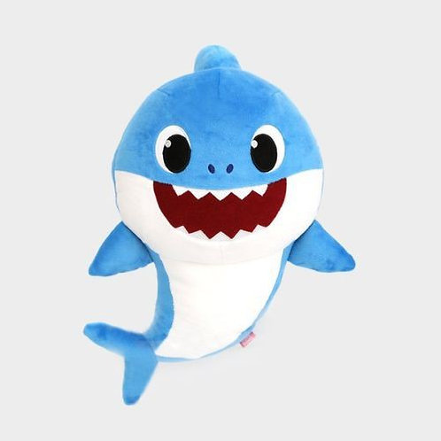 Pinkfong - Shark Family Sound Doll - Father Shark