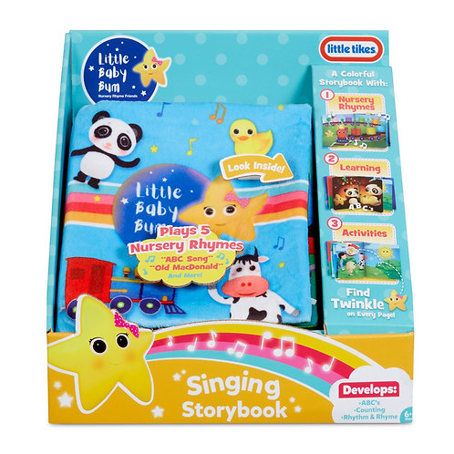 Little Tikes - Little Baby Bum Singing Storybook