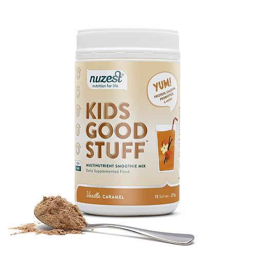 Nuzest - Kids Good Stuff (Vanilla Caramel) - 225g