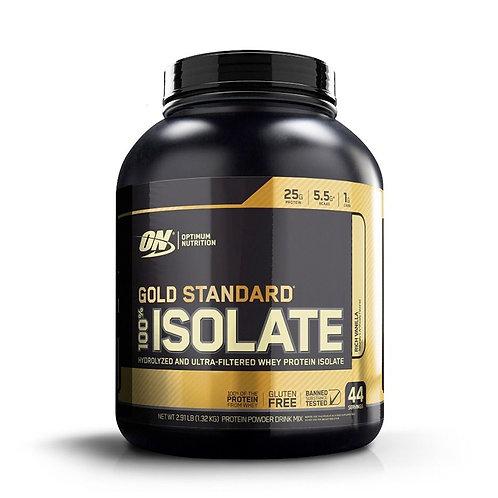 ON 100% Gold Standard Isolate Vanilla- 2.9lb
