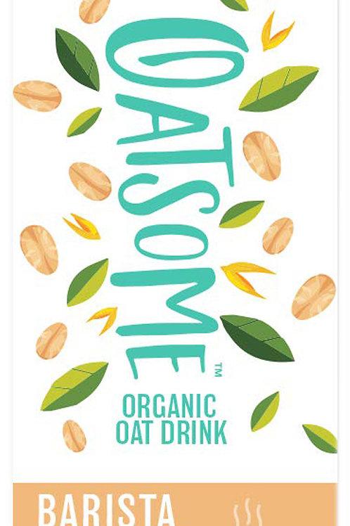 Oatsome Organic Oat Drink (No Added Sugar) - Barista - 1L x 2
