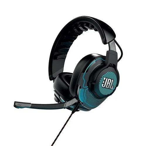 JBL Wired Over Ear Headphone Quantum  One Black