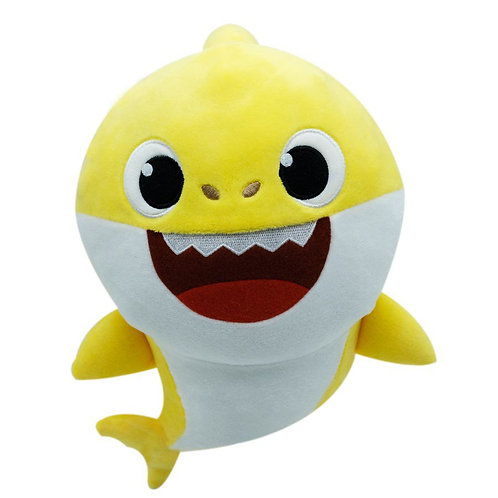 Pinkfong - Shark Family Sound Doll - Baby Shark