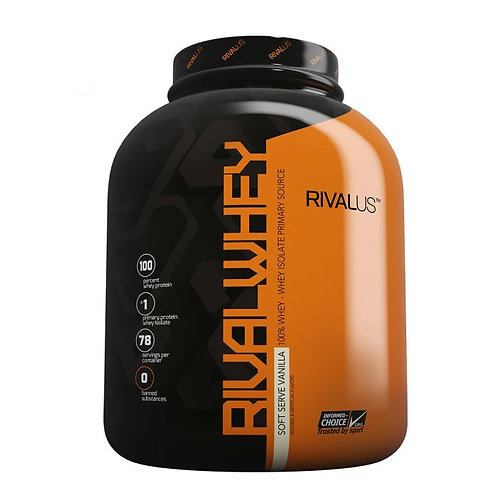 Rivalus RivalWhey - 5lbs