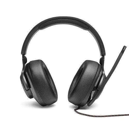 JBL Wired Over Ear Headphone Quantum  200 Black