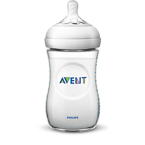 AVENT ~ Natural PP 9oz/260ml bottle