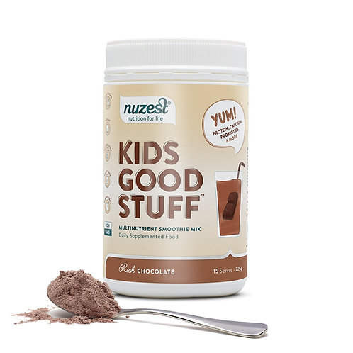Nuzest - Kids Good Stuff (Rich Chocolate) - 225g
