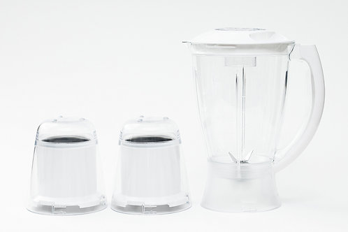 Frigidaire - 1.5L Plastic Blender with 2 Grinders 550W