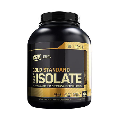ON 100% Gold Standard Isolate Chocolate Bliss - 3lb