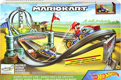 HotWheels®Mario Kart™Circuit Lite軌道套裝