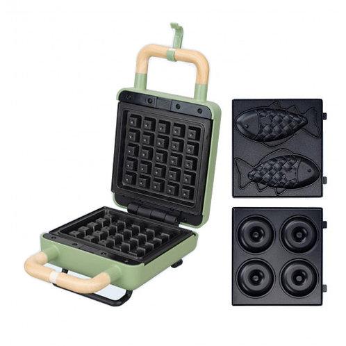 Imarflex - 3-in-1 Waffle Maker IWM-803