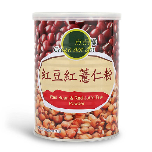Green DOT DOT Red Bean & Red Barley Powder -400g