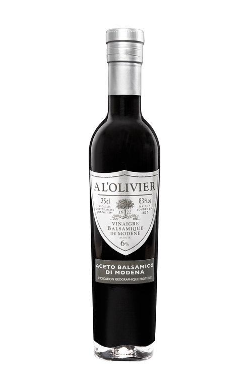 A L'olivier Balsamic Vinegar of Modena PGI Silver (250g)