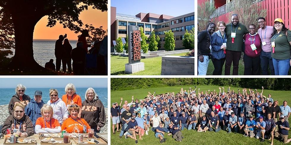 Sigma Tau Chi 75th Anniversary Alumni Reunion
