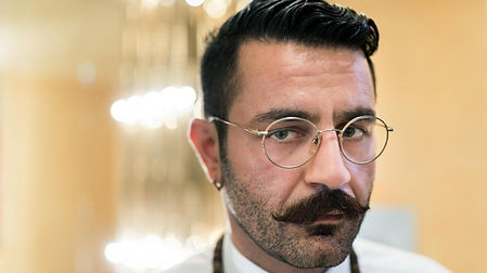 Der iranische Musiker Shahin Najafi. (picture alliance / Alexander Heinl / dpa)