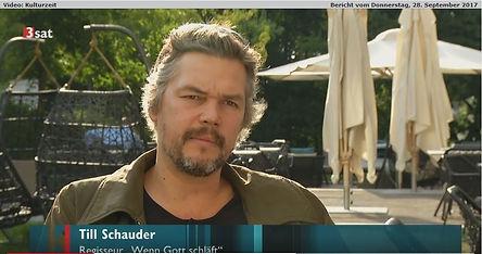 Till Schauder - Regisseur 'Wenn Gott Schläft'