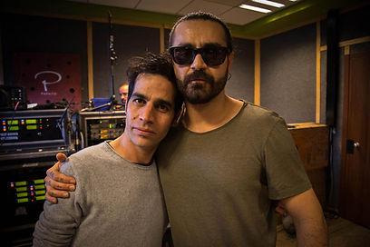 Shahin Najafi and Aviv Geffen