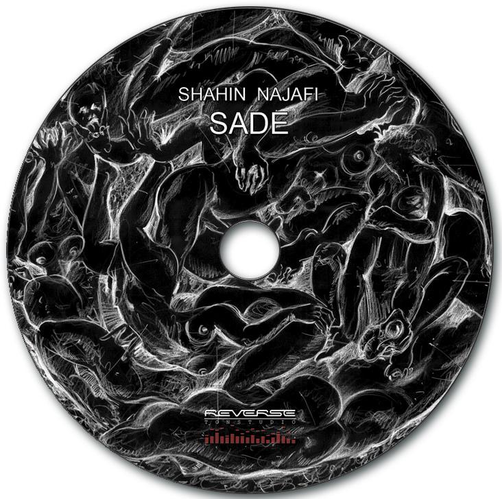 Sade - CD Cover