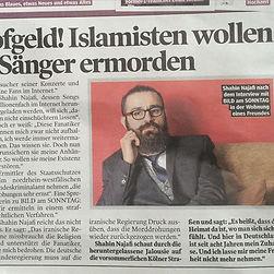 Islamisten wollen diesen deutschen Sänger ermorden