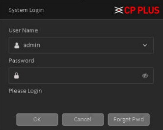 How to configure CPPlus DVR for online access.