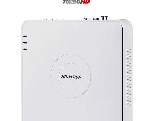 Hikvision Milestone 8 Channel 2MP Full HD 1080 DVR (White)