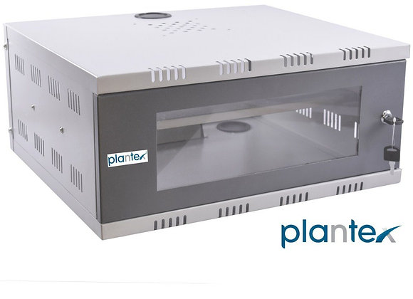 Plantex CCTV Rack with PDU 2U