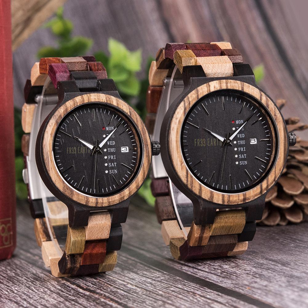 Matching Jazz Couple Watch