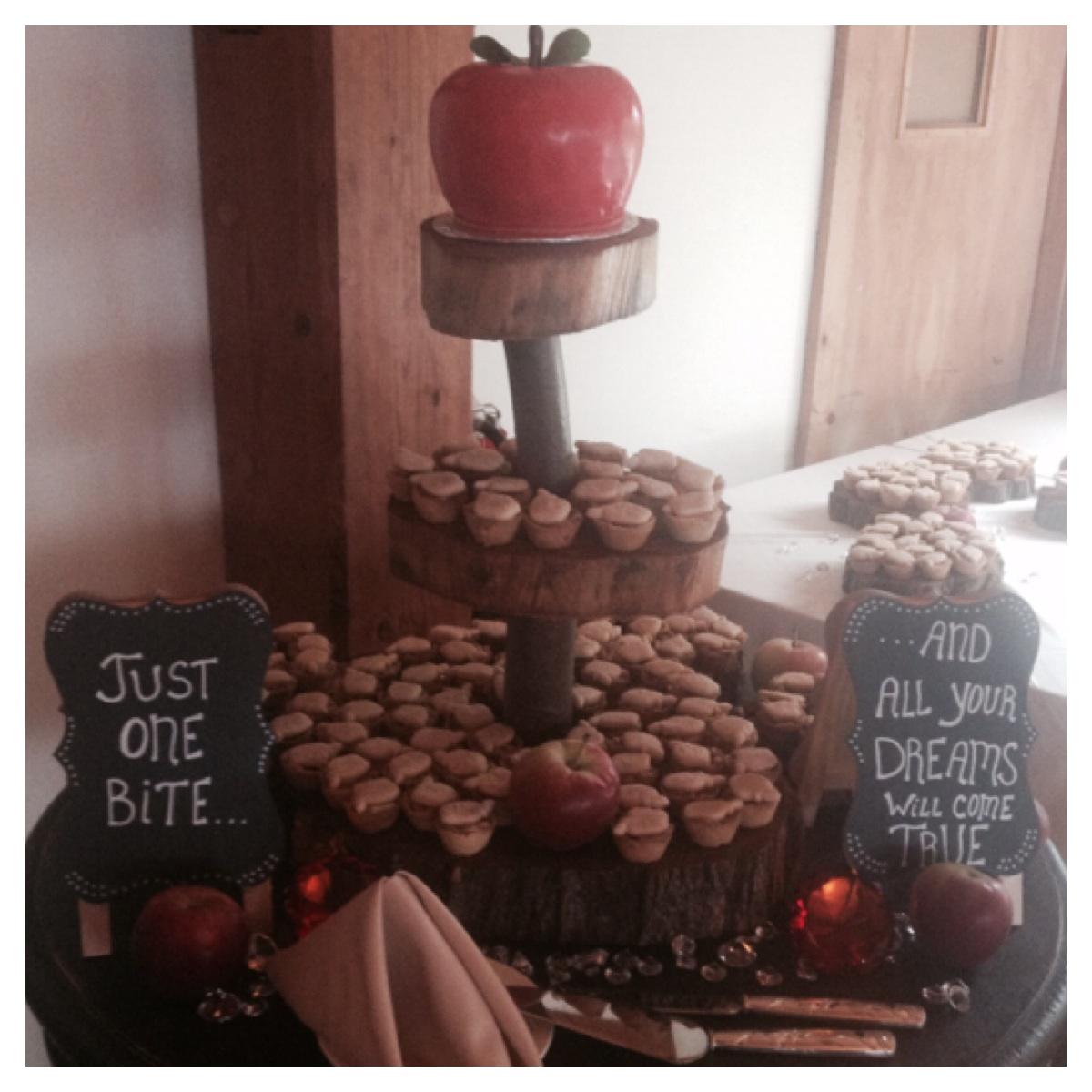 Wedding Pastries1 Display