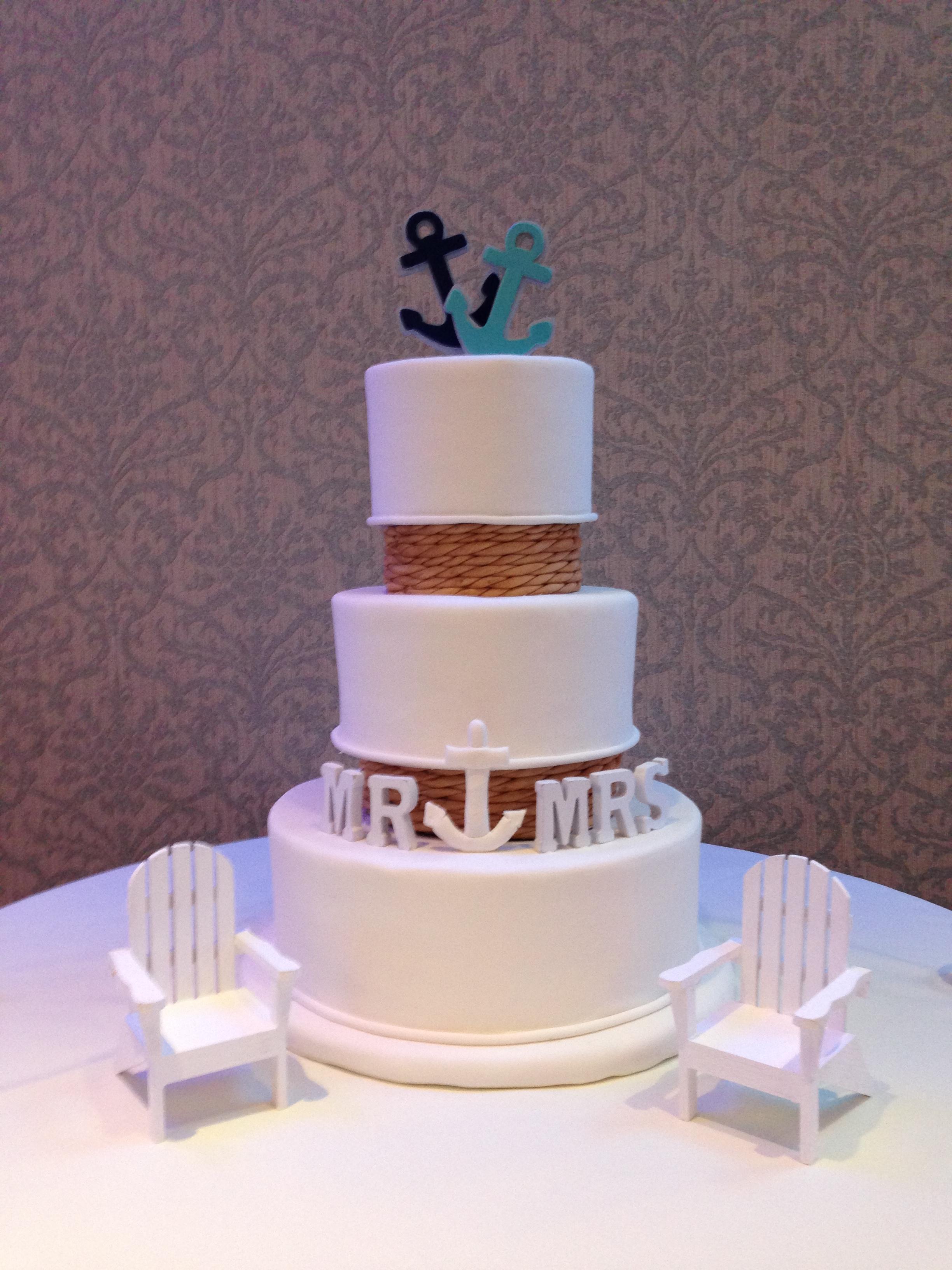 Wedding Nautical1 Display