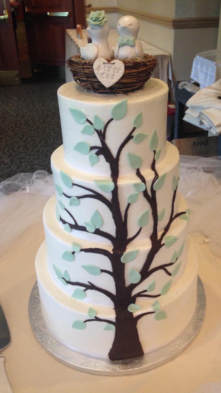 Wedding Leaves2