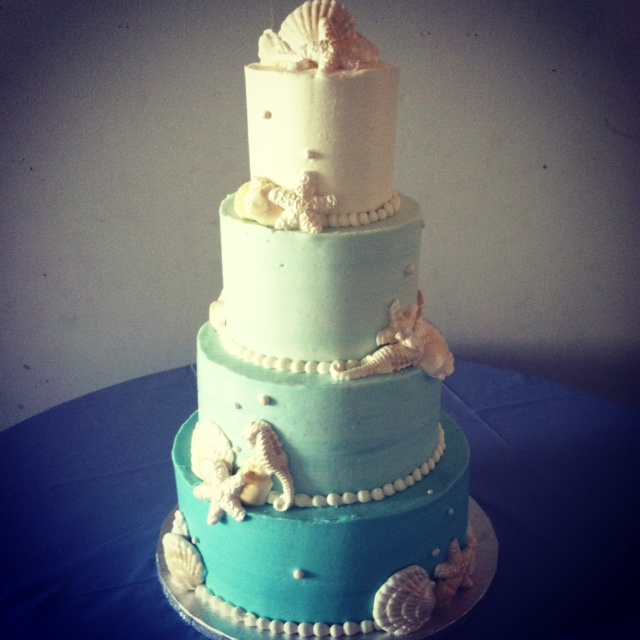 Wedding Blue1 Ocean