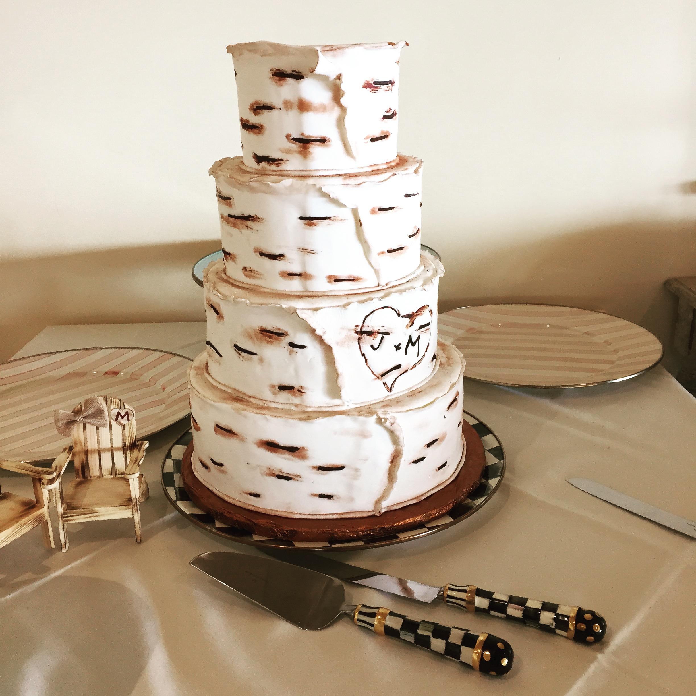 Wedding Birch1 Display